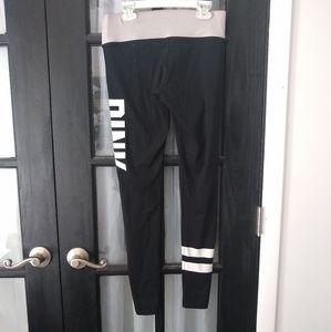 Victoria's Secret PINK Yoga Pants with pocket XS